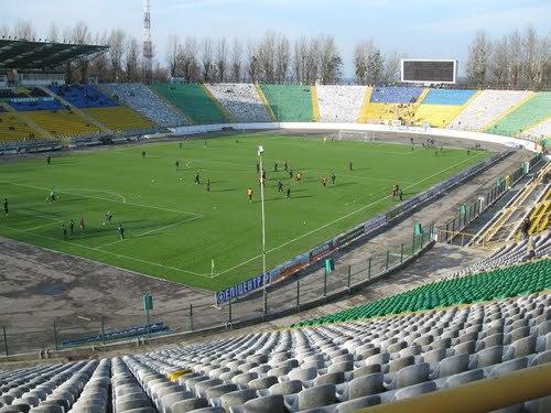 Karpaty - Ukrainia
