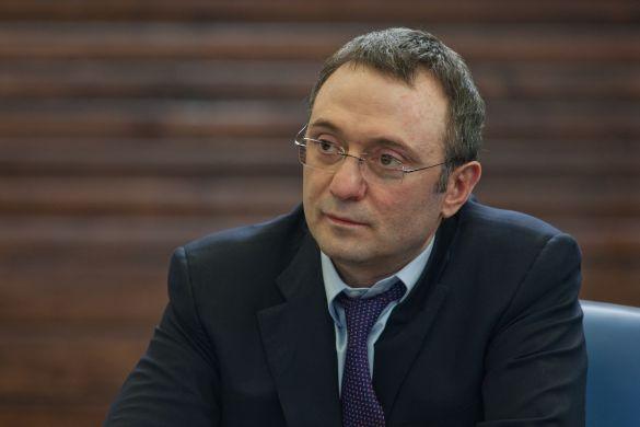 Anzhi owner Suleiman Kerimov