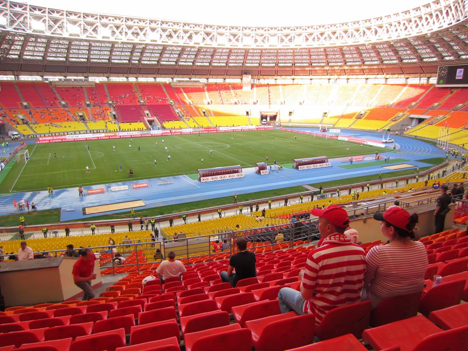 Goodbye, Lenin! – Spartak's Farewell to the Luzhniki stadium