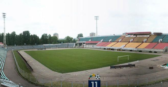 Traktar Stadium, Minsk