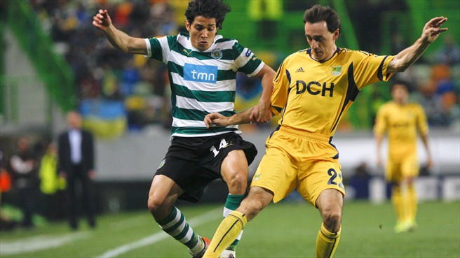 Metalist reached the quarter-finals of the 2011-12 Europa League, losing to Sporting Lisbon