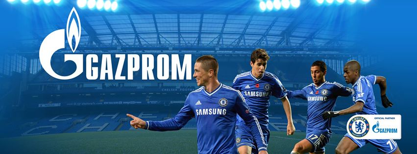 Gazprom's deal with Chelsea added yet more Russian influence at the English club