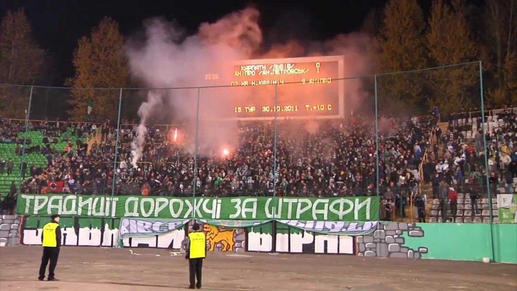 Karpaty's Banderstadt - not the beacon of democratic values