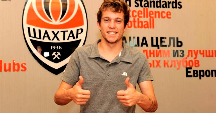 Bernard's enthusiasm for life at Shakhtar has since waned.