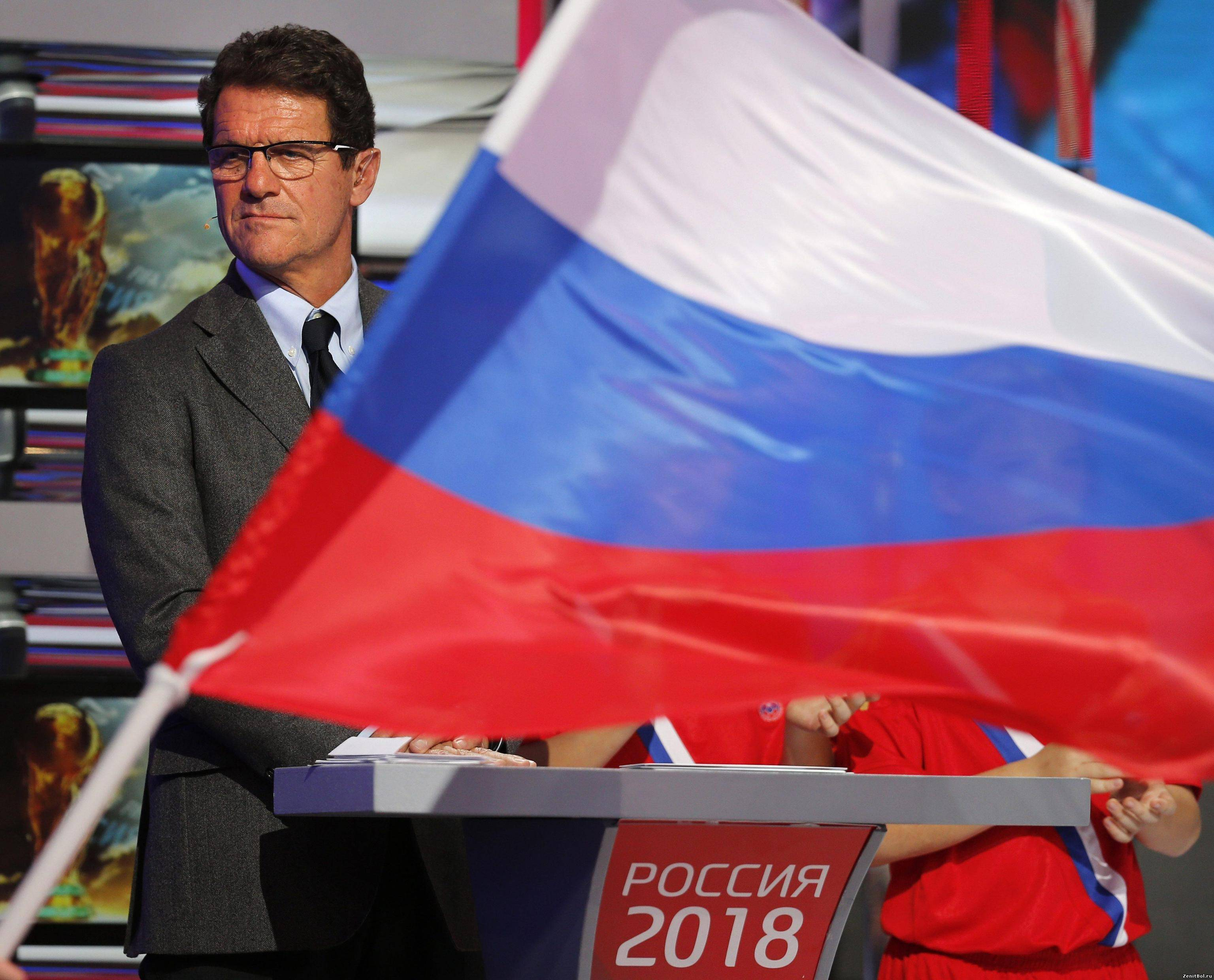 Russia 2018 and her Doomed Four-Year World Cup Plan