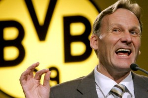 Hans Joachim Watzke - Germany efficiency or efficacy