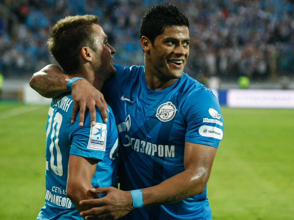 Hulk contract at Zenit: Restructuring the Gazprom Empire