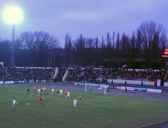 Stal Alchevsk withdrawal puts future of Ukrainian football in doubt