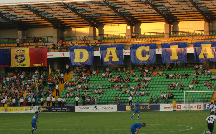 Moldovan Football hit by Match Fixing Scandal