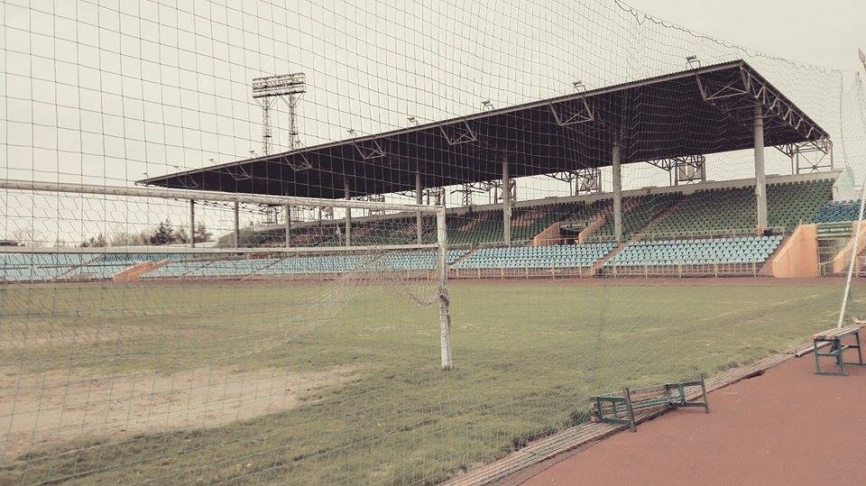Football on the Steppe – Stadium Pictures from Kazakhstan