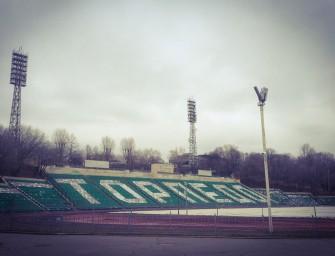 Football Artwork – Torpedo Moscow and the Eduard Streltsov Stadium