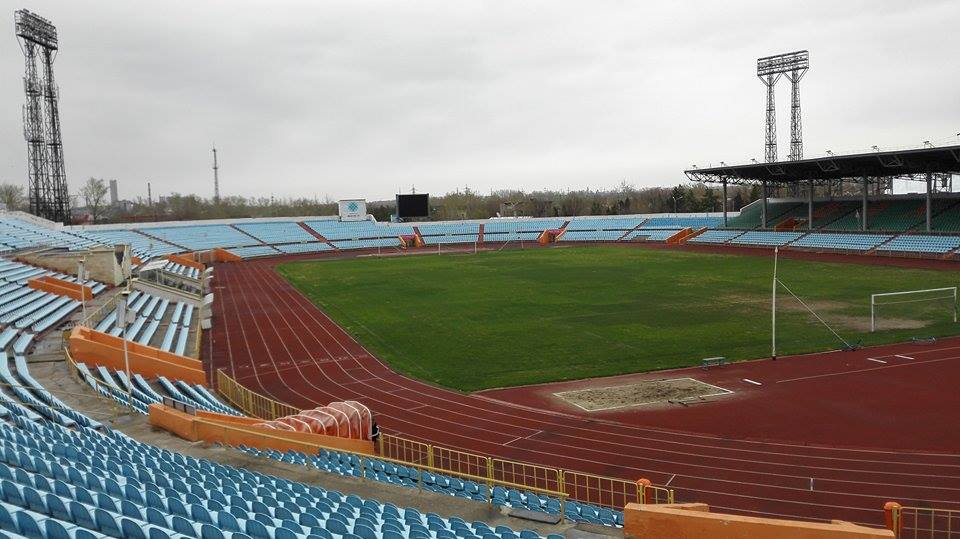 Image result for shakhter karagandy stadium