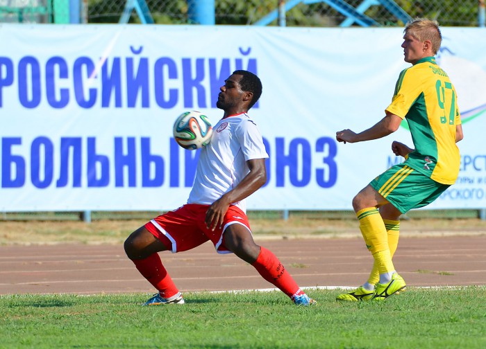 Zenit and Racism – Broken Dreams for Brian Idowu