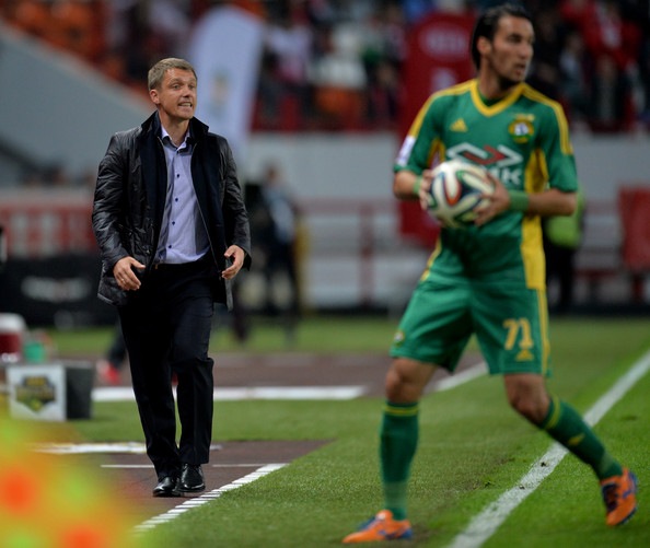 Goncharenko's time at Kuban can only be described as turbulent