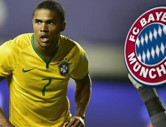 Douglas Costa – Bayern Transfer Begins Rebuilding Process at Shakhtar
