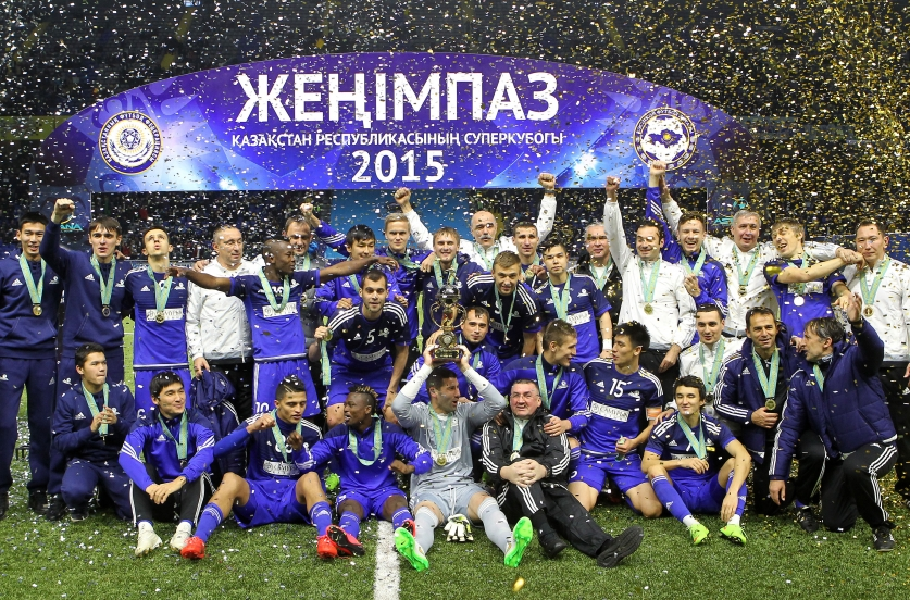 FC Astana – Reaching For The Stars In Kazakhstan