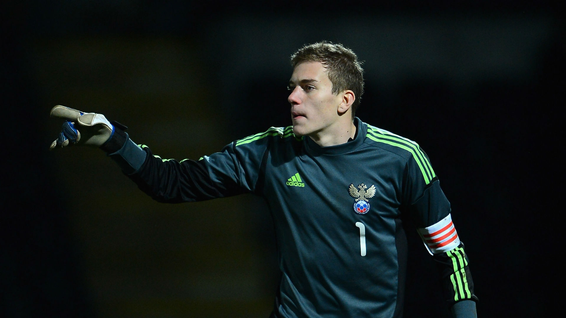 Anton Mitryushkin - life and career of a young but already well-known Russian goalkeeper