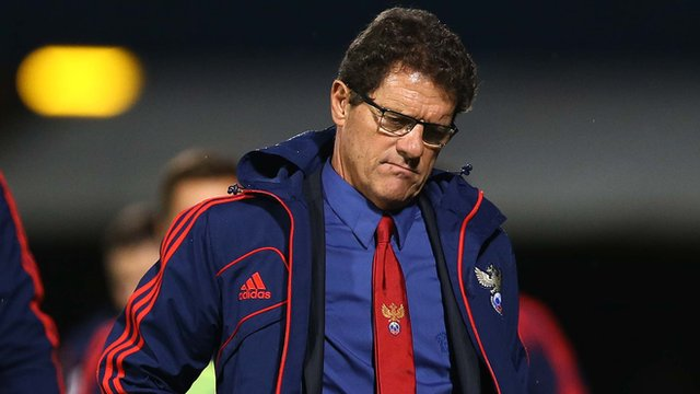 Capello sacking. An Impetus for change?