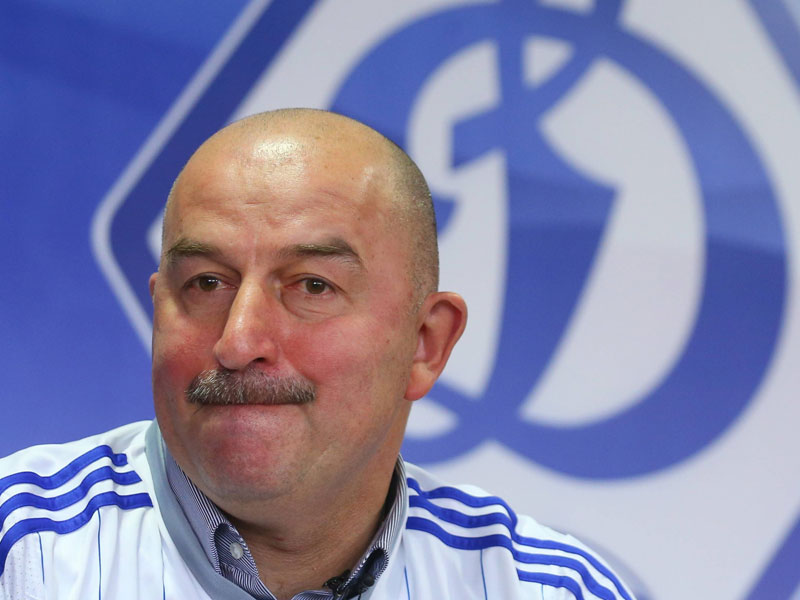 Stanislav Cherchesov – Chaos Continues To Reign At Dinamo Moscow