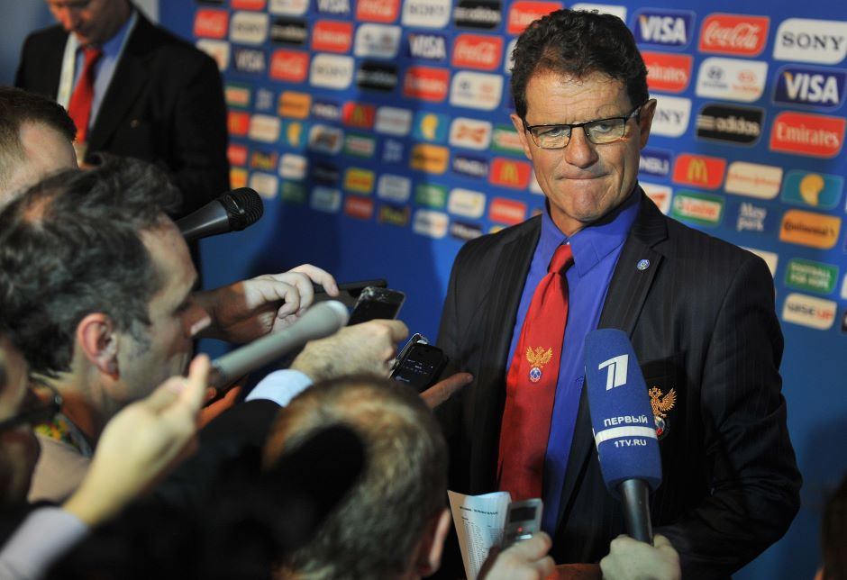 Capello – Contract Termination Showcases Russia's Failure To Reform
