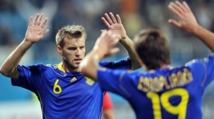 "Konoplyanka and Yarmolenko also known as the ""Terrible Twins"""
