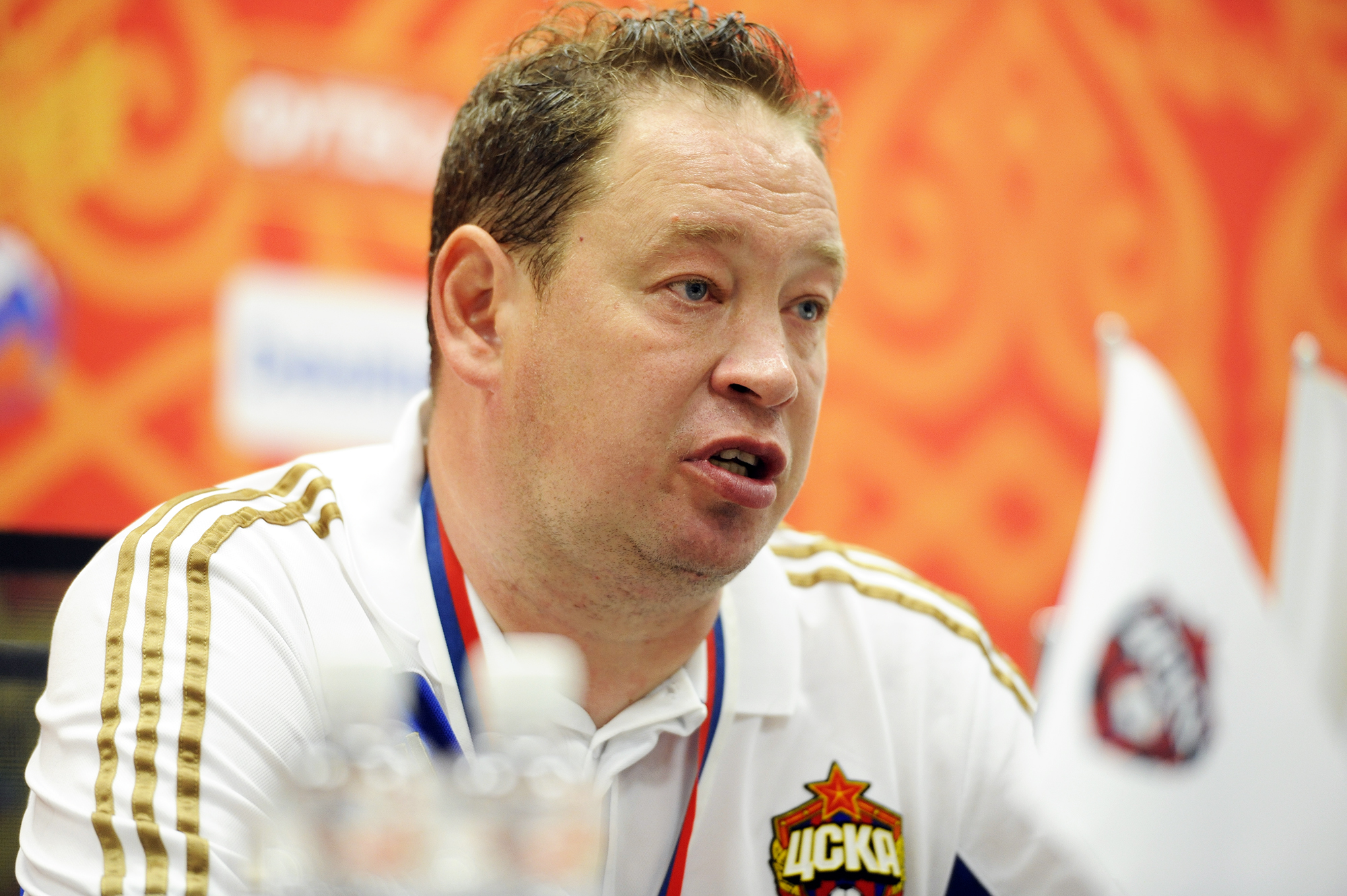Leonid Slutsky appointed mentor of the Russian football team 07.08.2015