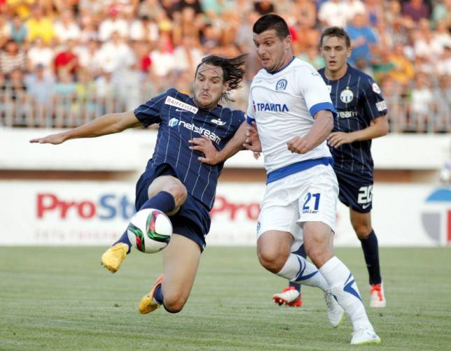 Fatos Bećiraj is Dinamo's biggest star
