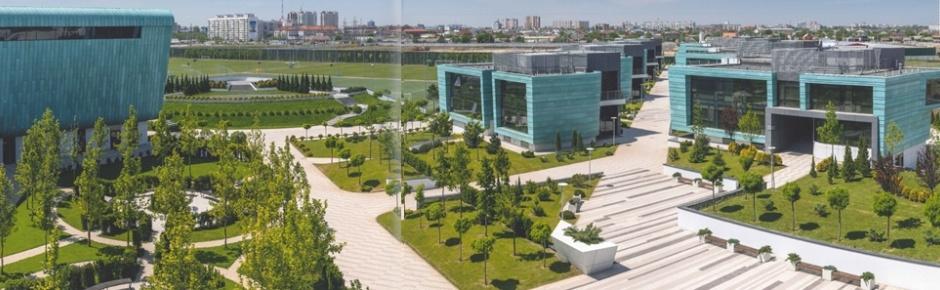 Krasnodar's lavish youth academy