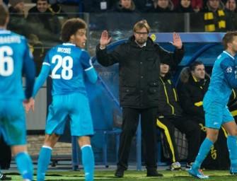 Jürgen Klopp – Di Marzio Story Unveils Villas-Boas Drama at Zenit
