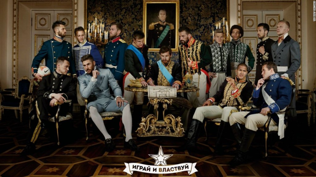 Zenit are the current Tsars or Russia