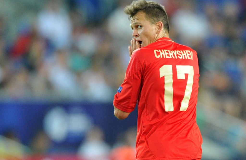 Cheryshev's national team career has stalled