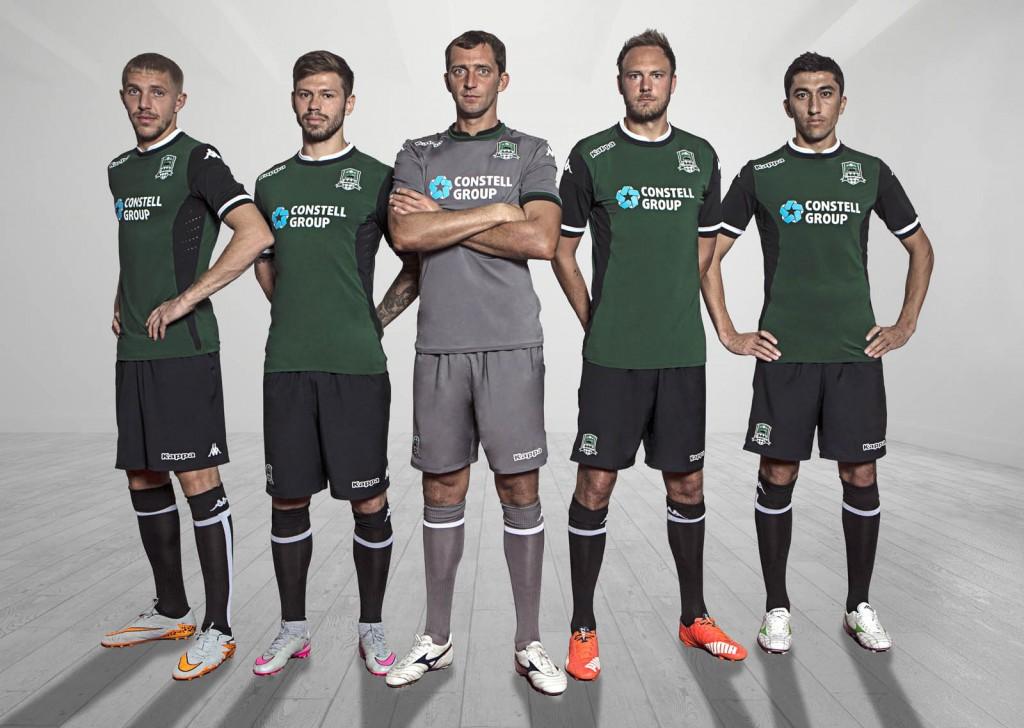 FC Krasnodar: Ready to impress!