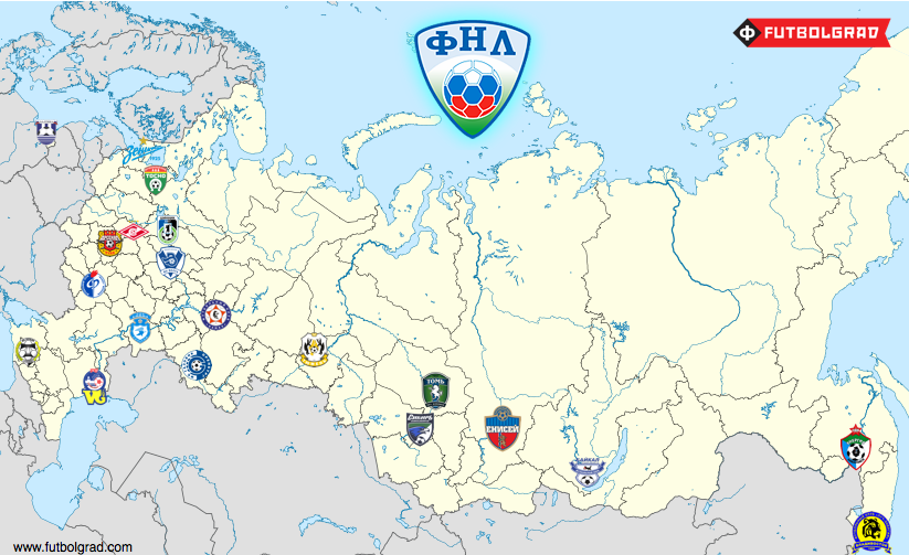 Football National League – Reforming Russia's Second Division