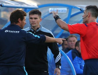André Villas-Boas – Six Match Suspension May Provoke Zenit Exit