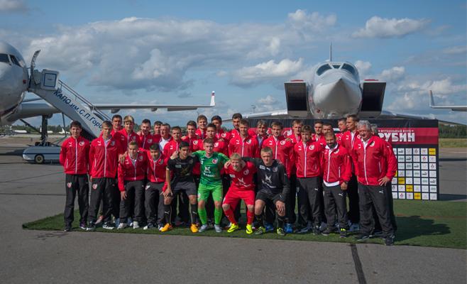 Rubin Kazan: Ready for Europa League take off!