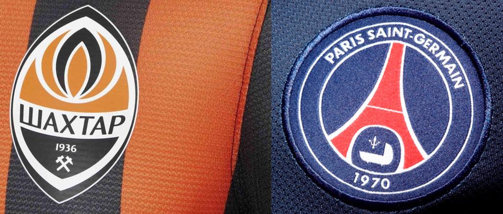 Shakhtar Donetsk vs PSG