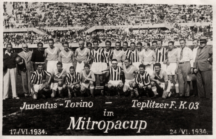 The Mitropa Cup