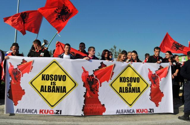 Both Serbia and Albania lay claim to the Kosovo - B92.net