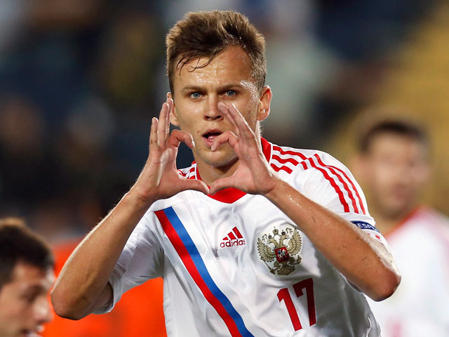 Sbornaya – What Would Best Call be for Cheryshev and Russia?