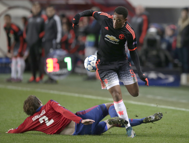 A Tactical Analysis of CSKA Moscow vs. Manchester United