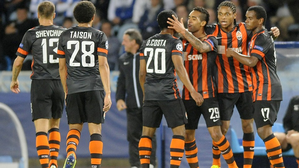 Shakhtar Brazil has been a success story - Image via sdna.gr