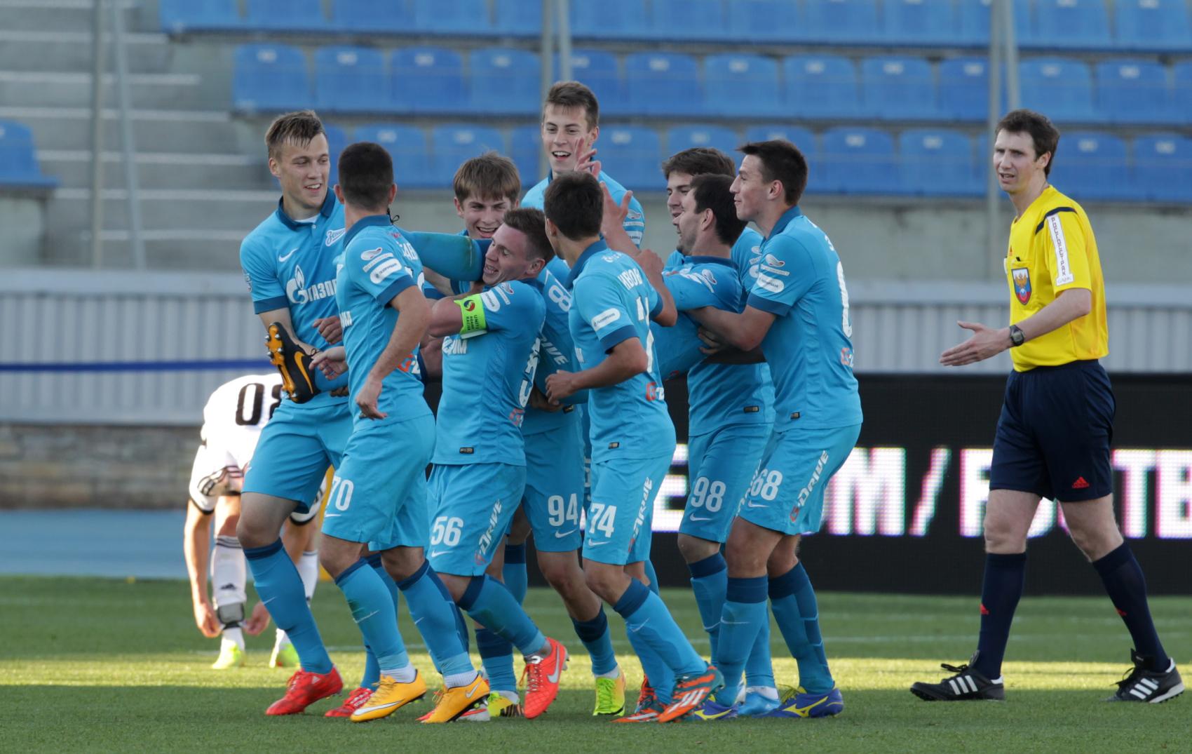 rusia national league