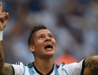 Marcos Rojo – Restructuring Zenit's Defence