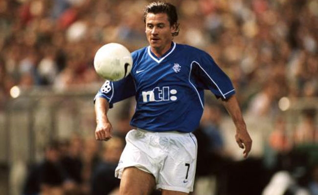 Kanchelskis would turn into a bit of journeyman playing for several club including Glasgow Rangers - Image via