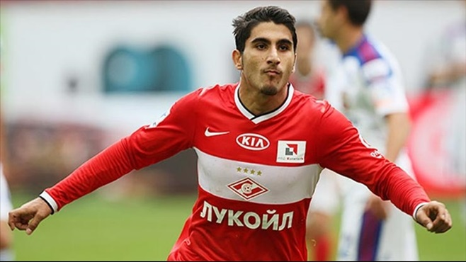 Could Banants become a talent pipeline for Spartak? Image via fanatik.com.tr