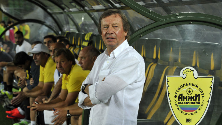 Anzhi Makhachkala – An Oddity in a Special Environment