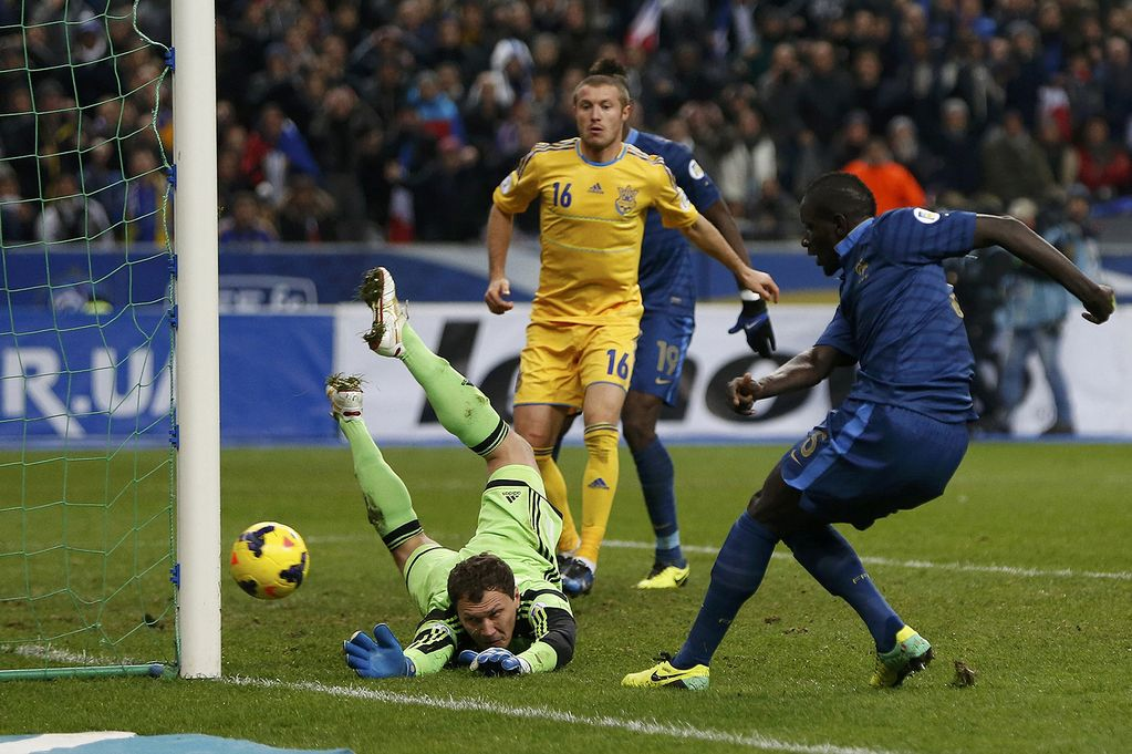 The dreaded Play-offs. In 2013 Ukraine gave away a 2-0 lead against France