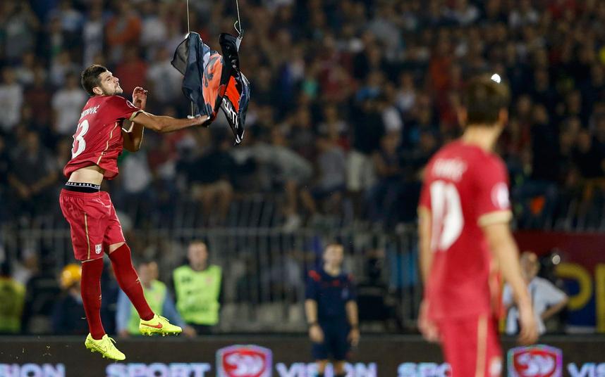 Albania vs. Serbia – Recapping 180 Minutes of Odd History