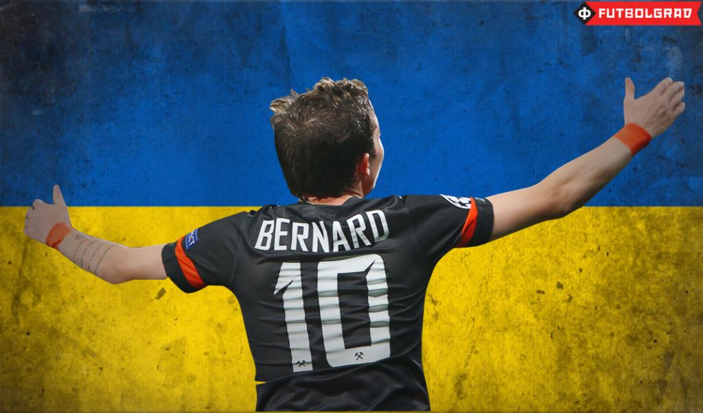 Bernard Ukraine  Image design via Manuel Veth