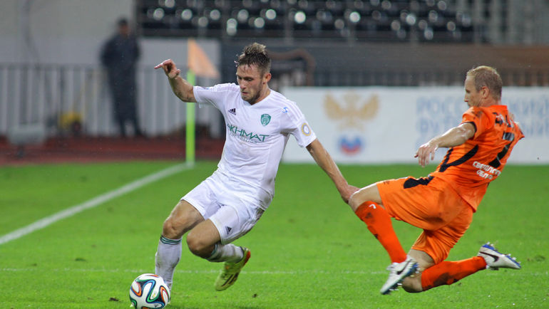 Ural's 3:3 tie at Terek roused some suspicions - Image via Sport Express